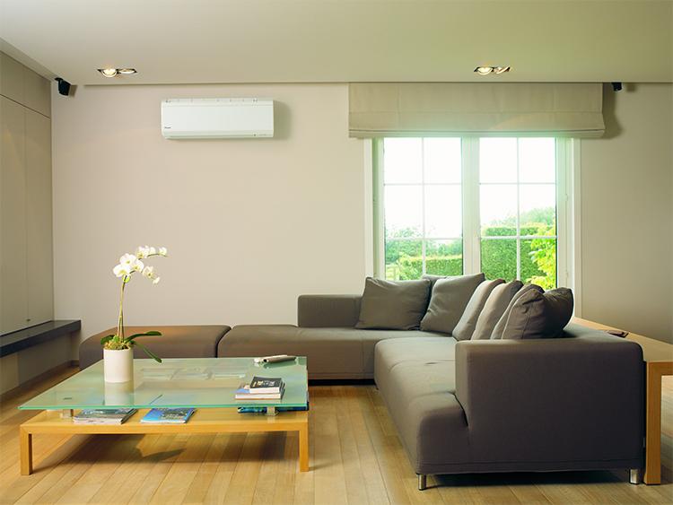 Instacación de aire acondicionado