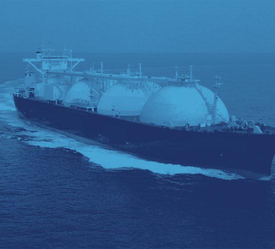 Carguero de gas natural
