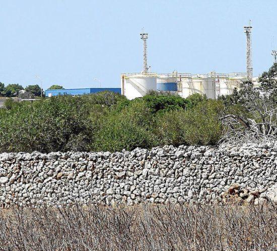 Instalación Menorca Levante