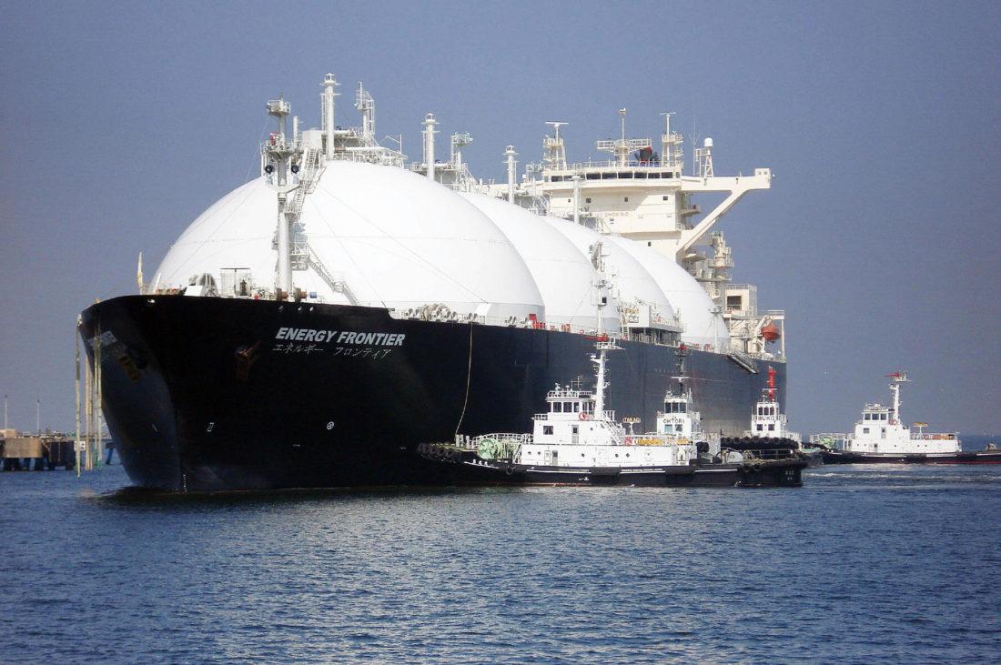 Transporte Gas Natural
