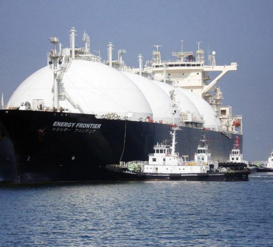 Transporte Gas Natural